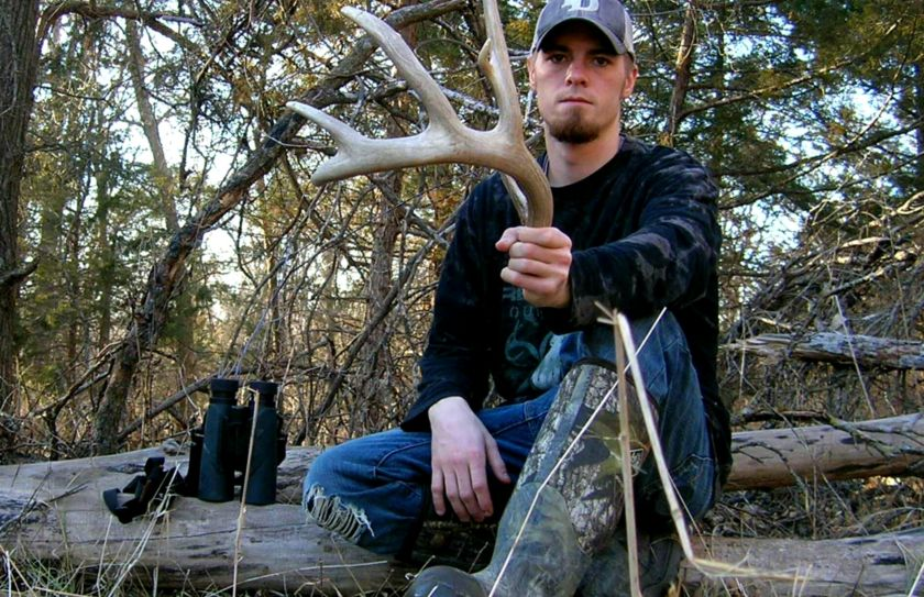 shed hunting tip