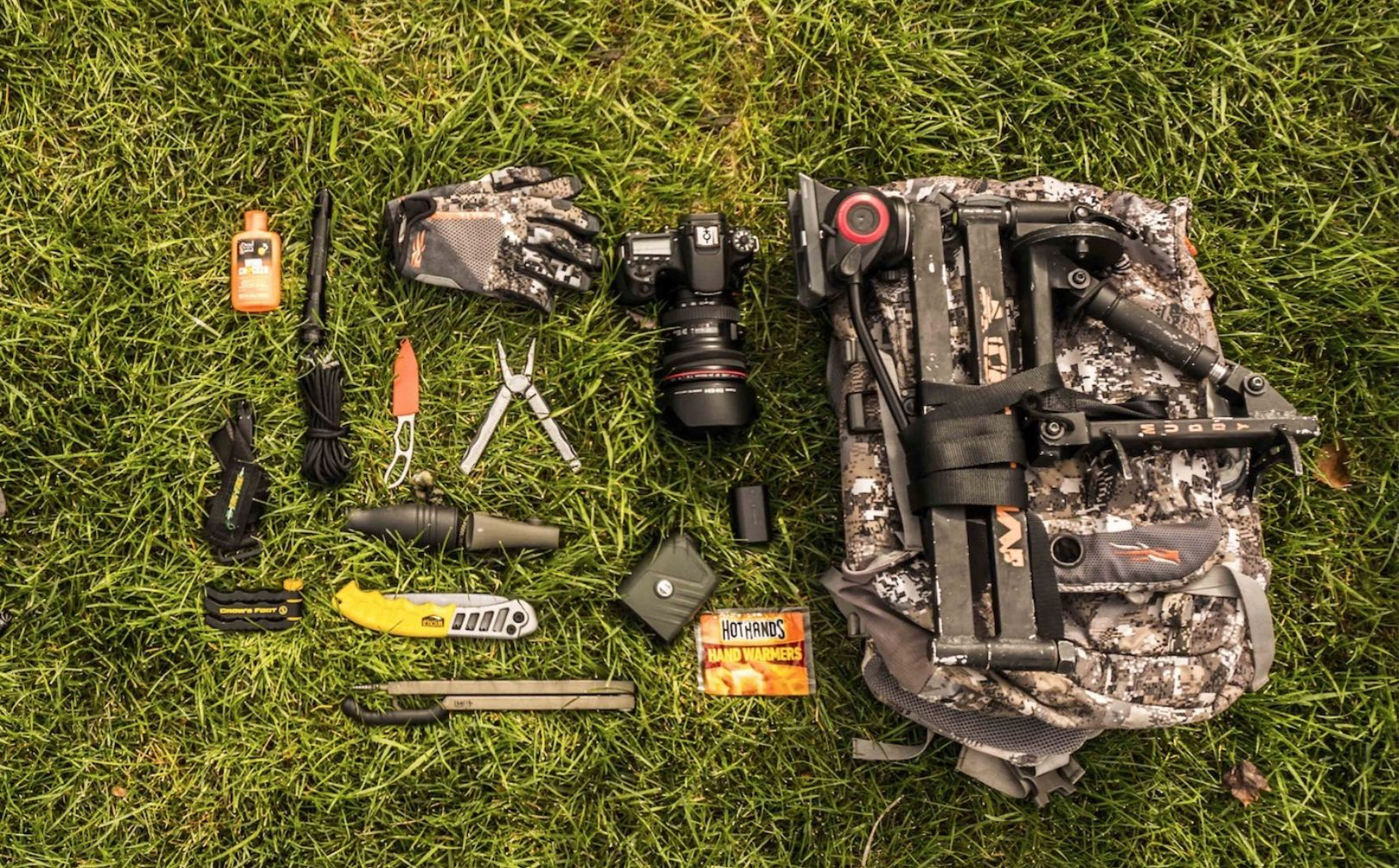 gear for all day deer hunt