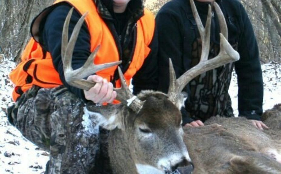 whitetail hunting lease
