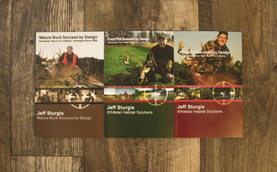 whitetail hunting books