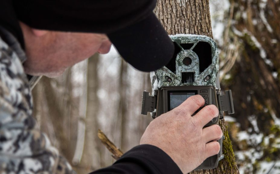 low impact trail cam strategy