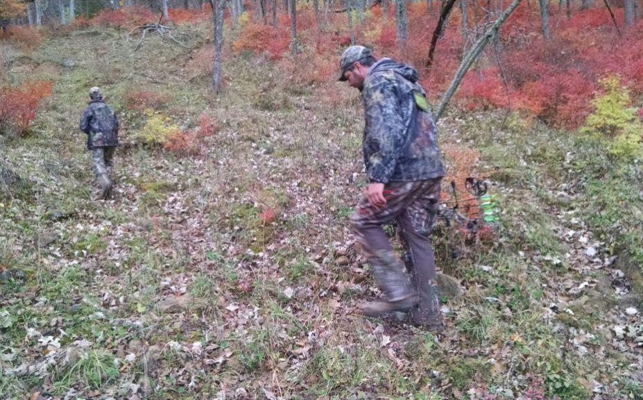 hunting pressure secret