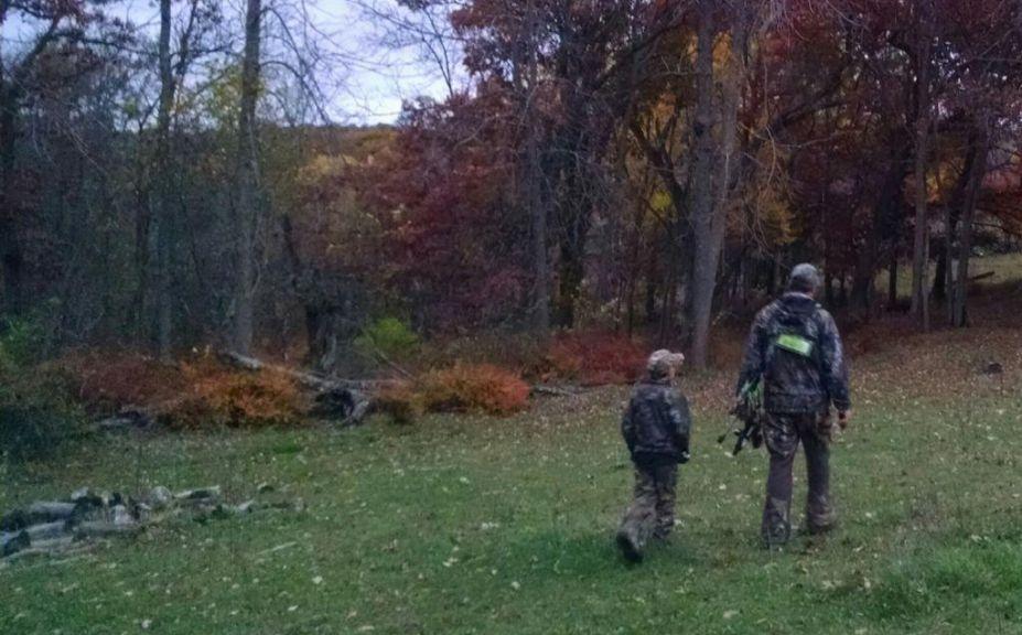 deer feeding time