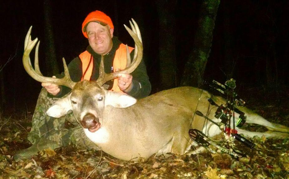 Target Buck Encounter
