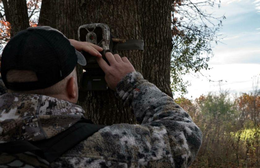 check trail cam