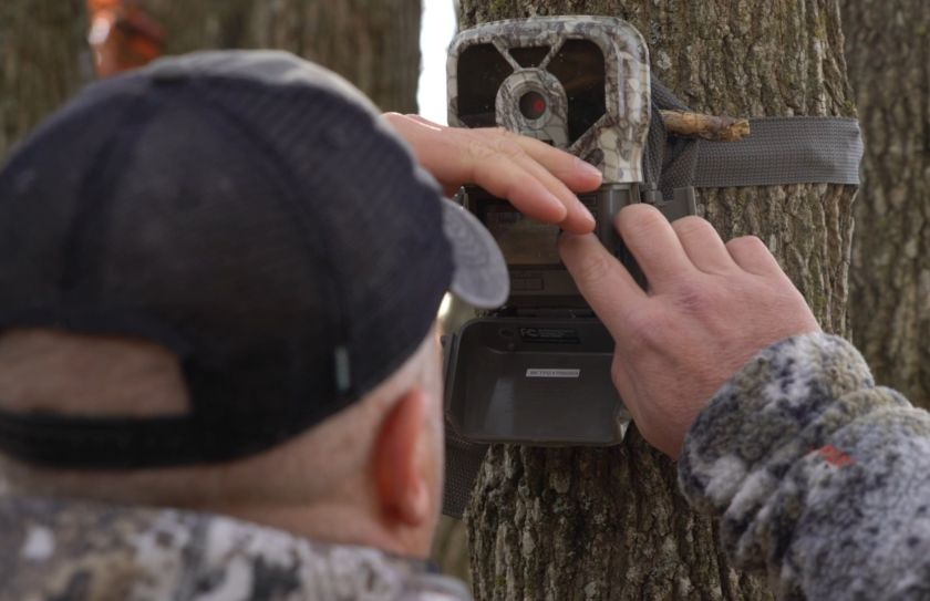 Trail Cam Tips